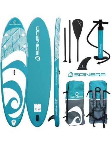 Spinera  - Stand Up Paddle - Lets Paddle 11'2