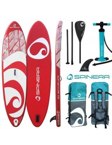 Spinera - Stand Up Paddle - Supventure 10'6