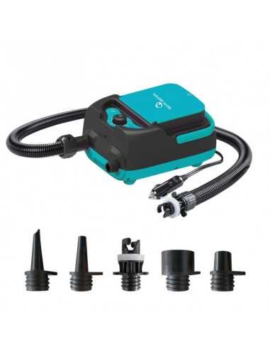 Spinera - SUP4 High Pressure 12V Pump - 16 PSI