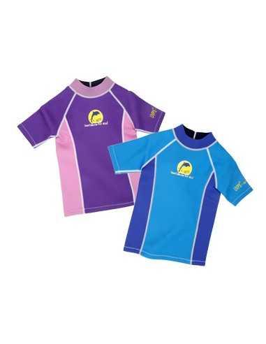 Childrens Micro Neoprene T-Shirt