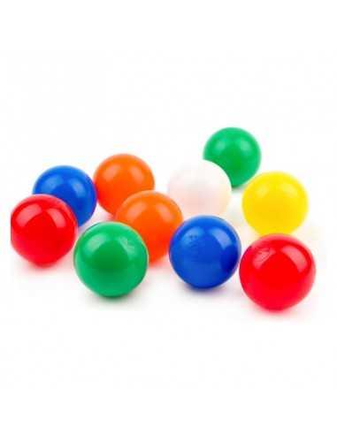 Plastbolde 100 stk.
